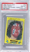 Fabulous Free-Birds: Terry Gordy [PSA 10]