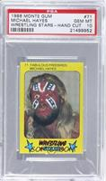 Fabulous Freebirds, Michael Hayes [PSA 10]