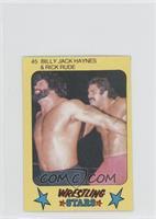 Billy Hack Haynes, Rick Rude