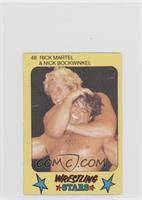 Rick Martel, Nick Bockwinkel