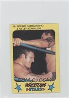 Bruno Sammartino, Killer Kowalski