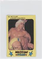 Ric Flair & Kerry Von Erich