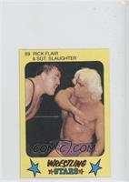 Ric Flair, Sgt. Slaughter