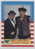 Mr. Fuji and Killer Khan