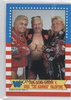 Dino Bravo, Johnny V, Greg