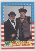 Mr. Fuji and Killer Kahn