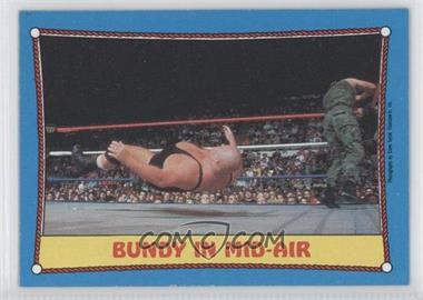 1987 Topps WWF #42 - King Kong Bundy