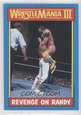 1987 Topps WWF #50 - [Missing]
