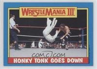 Honky Tonk Man, Jake