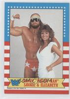 Randy Savage, Elizabeth