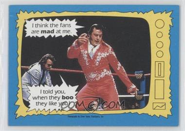 1987 Topps WWF #72 - Jimmy Hart, Honky Tonk Man
