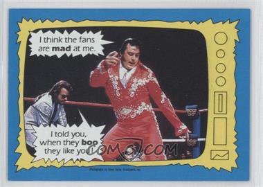 1987 Topps WWF #72 - Jimmy Hart