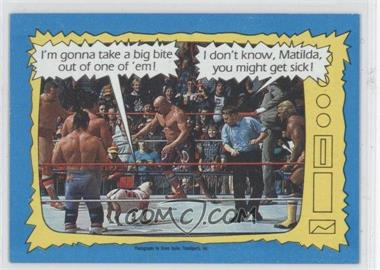 1987 Topps WWF #74 - [Missing]