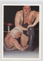 Nikita Koloff vs. Ric Flair (NWA on Back)