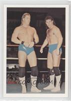 Brad Armstrong & Tim Horner