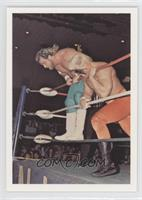 Eddie Gilbert vs. Sting