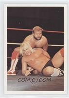 Arn Anderson vs. Barry Windham