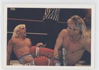 Ricky Morton vs. Ric Flair