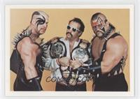 Road Warriors & Paul Ellering