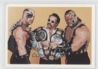 Road Warriors, Paul Ellering