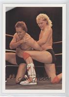 Kendall Windham vs. Larry Zbyszko