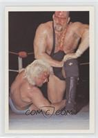 Nikita Koloff vs. Ric Flair (NWA on Back)