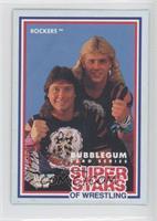 Rockers (Shawn Michaels, Marty Jannetty)