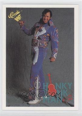 1990 Classic WWF - [Base] #80 - Honky Tonk Man