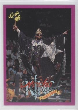 1990 Classic WWF Promos #N/A - Randy Savage