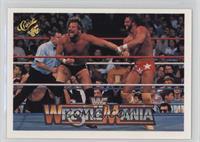 Wrestlemania IV (Randy Savage, Ted DiBiase)