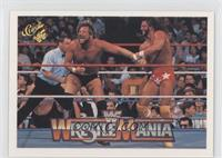 Wrestlemania IV (Randy Savage, Ted DiBiase)