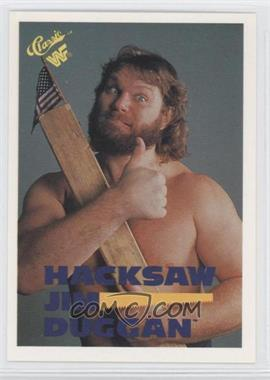 1990 Classic WWF #110 - Jim Duggan
