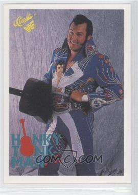 1990 Classic WWF #133 - Honky Tonk Man