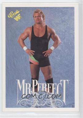 1990 Classic WWF #19 - Mr. Perfect