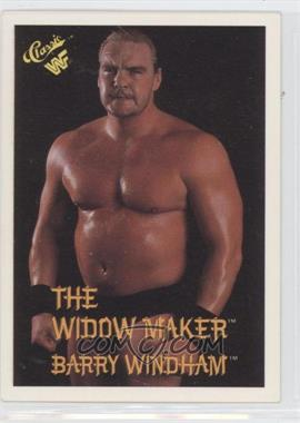 1990 Classic WWF #42 - Barry Windham