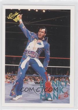1990 Classic WWF #44 - Honky Tonk Man