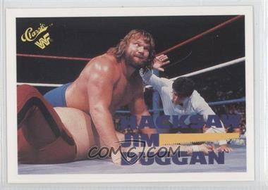 1990 Classic WWF #65 - Jim Duggan
