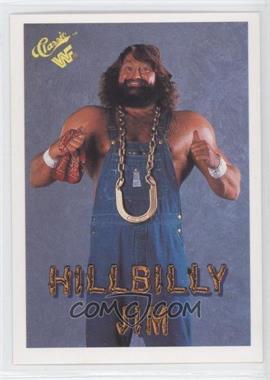 1990 Classic WWF #92 - Hillbilly Jim