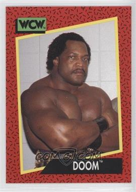 1991 Impel WCW #149 - Doom