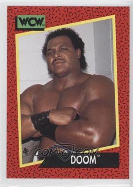 1991 Impel WCW #150 - Doom