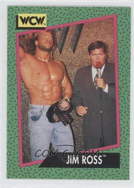 1991 Impel WCW #156 - Jim Ross