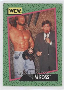 1991 Impel WCW #156 - Jim Ross