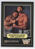 Bushwhacker Butch, Bushwhacker Luke