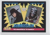 The Undertaker vs Kamala
