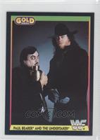Paul Bearer and The Undertaker
