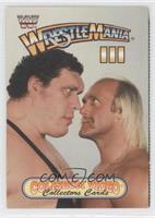 Wrestlemania III (Andre the Giant, Hulk Hogan)