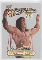 Wrestlemania VI (The Ultimate Warrior)