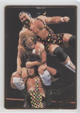 1994 Action Packed WWF - [Base] #24 - Steiner Brothers
