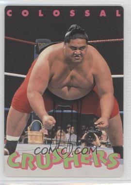 1994 Action Packed WWF - [Base] #30 - Yokozuna
