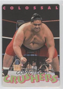 1994 Action Packed WWF #30 - Yokozuna